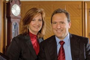 Laura and Dan '83 Frate